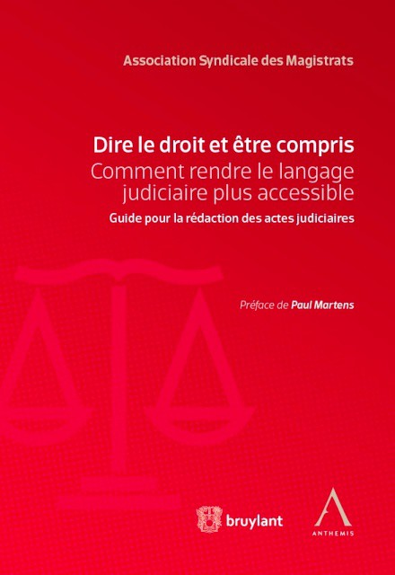 ASM-Livre : Dire le droit et être compris