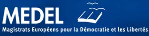 ASM-Logo Magistrats Européens pour la Démocraie et les Libertés (Medel)