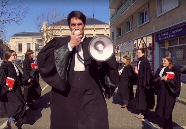 ASM-Parodie des avocats du barreau du Havre