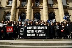 ASM-Journée Justice morte France