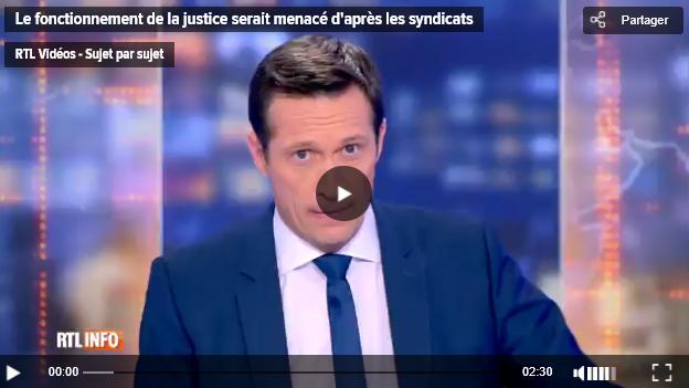 ASM-La justice manque de moyens-RTL