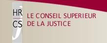 ASM-Conseil supérieur de la Justice