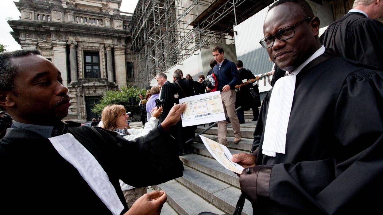 avocats-palais de justice de Bruxelles-aide juridique
