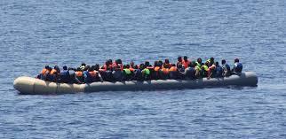 migrants-radeau-Méditerranée