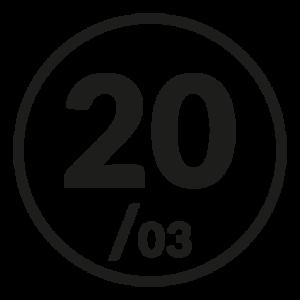 logo 20 mars
